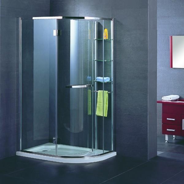 Sanucci Series 8 Offset Pivot Door Shower